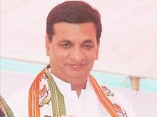 Maharashtra minister Balasaheb Thorat