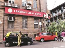 DBS, Capri Global among suitors for cash-strapped Lakshmi Vilas Bank