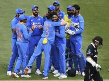 India vs New Zealand cricket
