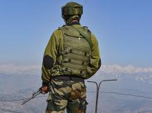 Poonch district, army jawan, LoC, Kashmir border, J&K,