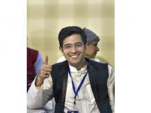 Raghav Chadha, aap, delhi elections