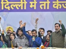 Arvind Kejriwal, AAP, Delhi, Sunita, Harshita, Pulkit