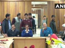 Aam Aadmi Party, Arvind Kejriwal, Manish Sisodia
