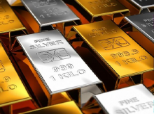 Gold has given a return of 25.7 per cent so far this year.