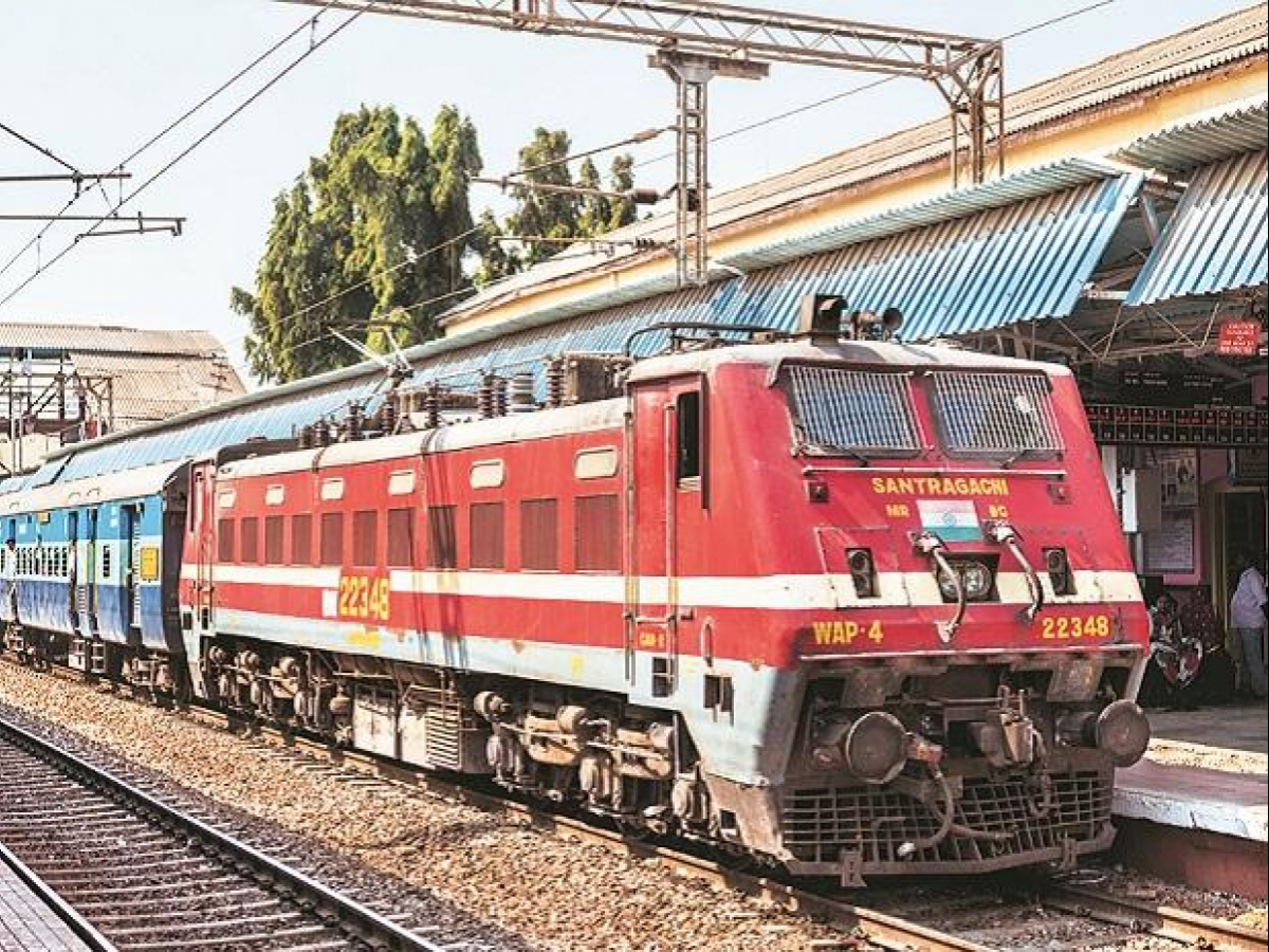Railways Issues Guidelines For Shramik Special Train Passengers Business Standard News