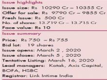 SBI Cards IPO details