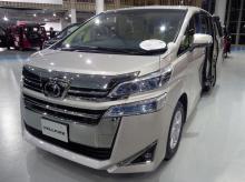 Toyota Kirloskar, New Vellfire,