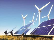 Renewable Energy, solar, wind, clean, green