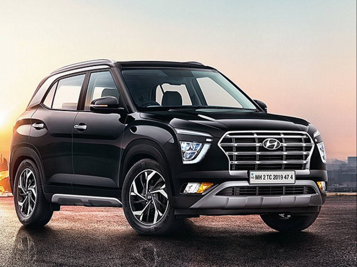 Hyundai Creta 2020 Suv With 50 Connected Features Including