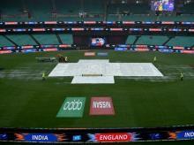 Sydney Cricket Ground. Photo: @T20WorldCup