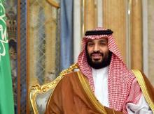 Saudi Crown Prince, Mohammad Bin Salman