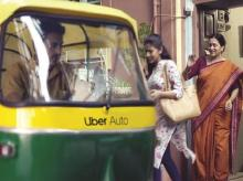 Uber, Bajaj partner to install safety partitions in 100,000 auto-rickshaws