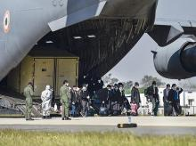 IAF's C-17 Globemaster, RESCUE, CORONAVIRUS
