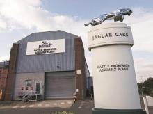 Jaguar Land Rover, JLR