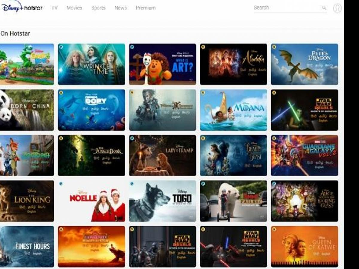Hotstar S Disney Plus Roll Out In India On Hold Amid Coronavirus Scare Business Standard News