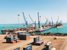 shipping, ports, port, exports, imports