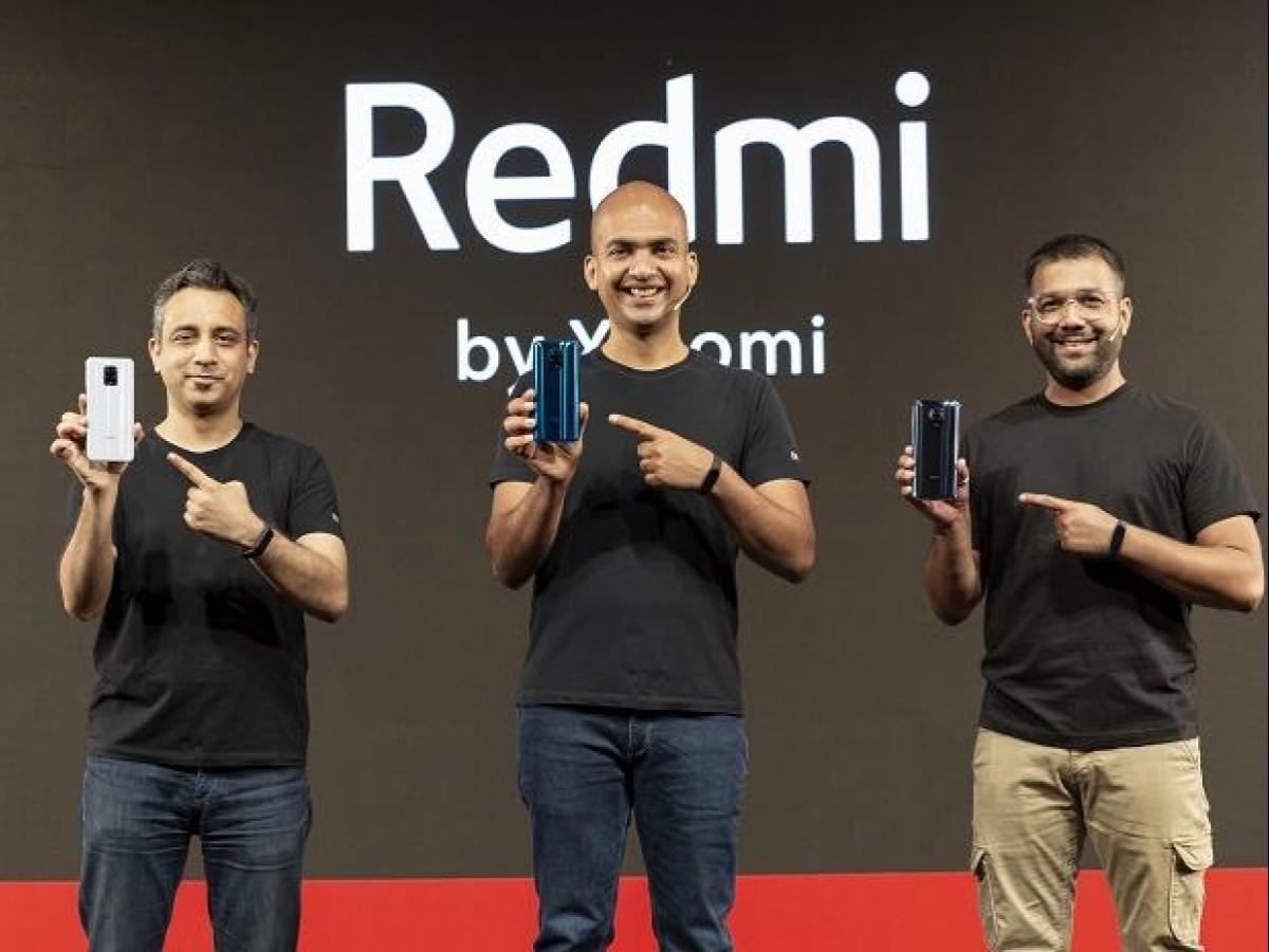 Xiaomi Launches Redmi Note 9 Pro Note 9 Pro Max Price Starts At