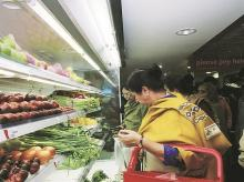 retain inflation, food prices