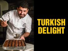 Sefa Sülüker, baklava chef at Hurrem's