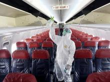 aircraft, flights, airlines, airport, coronavirus