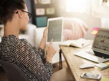 Data demand sees a 10% surge as people step up work from home over Covid-19