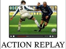Brazilian Ronaldo, football