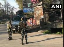 Kulgam encounter between militants and security forces