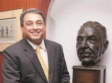 T V Narendran, Chief Executive and Managing Director, Tata Steel