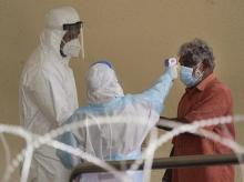health staff, coronavirus