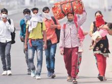 migrant workers, lockdown