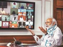 Modi govt 2.0's first year in office: E-booklet on achievements released
