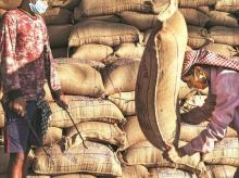 food procurement, mandis