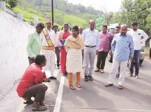 J Innocent Divya, collector of the Nilgiris district, aims to lighten up people's moods