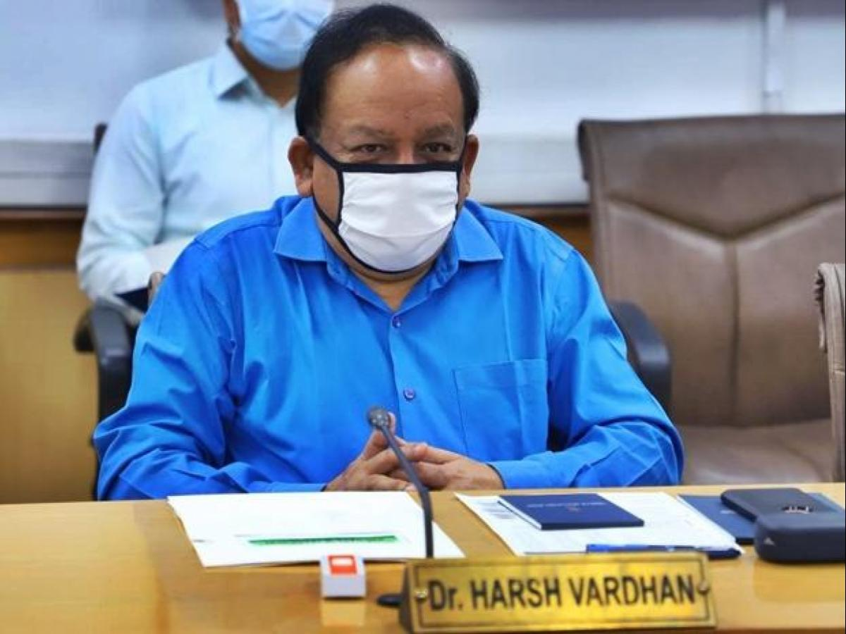 Harsh Vardhan to chair meeting on status of southwest monsoon over India |  Business Standard News