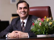Harsh Kumar Bhanwala, Chairman, Nabard