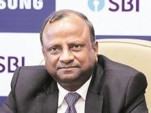 SBI, chairman, rajnish kumar