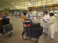 India's mass evacuation, Vande Bharat Mission, special Air India flights, Indians stranded abroad, Coronavirus, Covid-19, Bahrain, UAE, USA, Malaysia, Kuwait, Singapore, London, airport