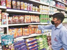 fmcg,, goods, farm product, food processing, sales, beverage, non-essential, essential, market, supermarket, stores, jobs