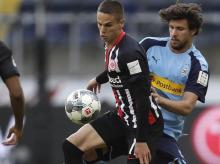 Bundesliga: Eintracht Frankfurt vs Borussia Moenchengladbach