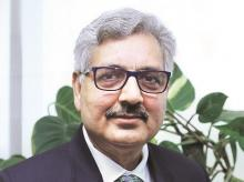 A K Singh, Chairman and Managing Director, NHPC