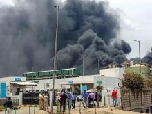 Bharuch, chemical factory, gujarat, blast, fire, smoke
