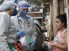 Coronavirus Brazil