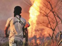 Fire, Baghjan oil well