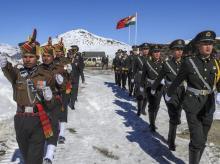 Ladakh, China, Indian Army,