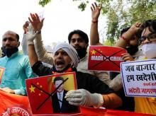 Anti China Protest
