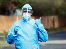 masks, PPE, medics, healthcare, workers, medical, doctors, nurses, coronavirus