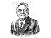 Ashit Sheth, one of India's best known psychiatrists