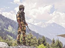 indian army, border, kashmir, china, pakistan