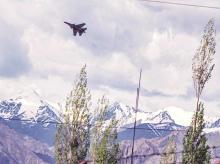 indian air force, china, border, leh, india-china, ladakh, LAC