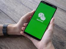WeChat, Chinese app